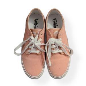 Far west Pink Sneakers